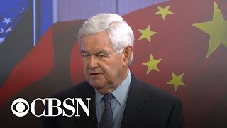Newt Gingrich on impeachment, the threat from China, and his new book