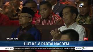 Sempat Sindir Surya Paloh, Jokowi: Jangan Interpretasi Sebuah Candaan