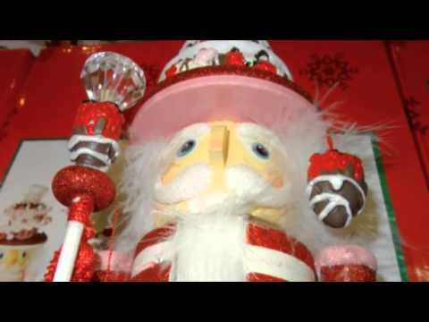 COLLECTIBLE CHRISTMAS NUTCRACKERS at NICHOLS STORES.