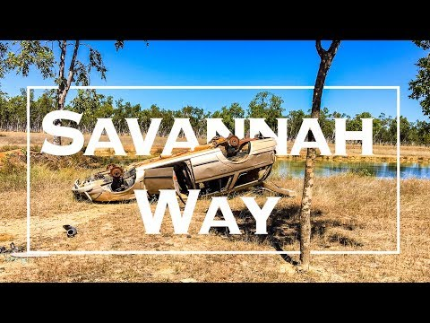 Savannah Way - from Cairns to Katherine