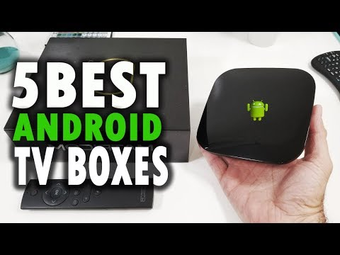 Best Android TV Boxes Of 2019 - 5 Best Android 4K TV Box