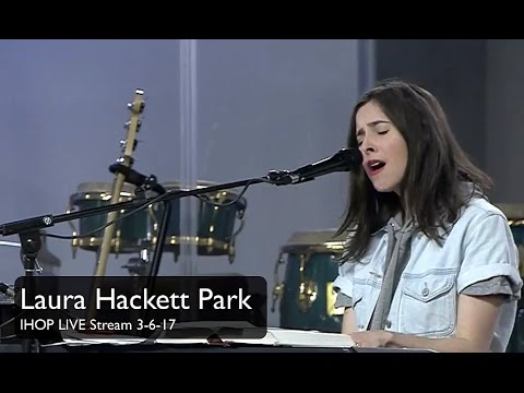 Laura Hackett Park - The Love Inside (caught up in the fellowship) IHOP LIVE