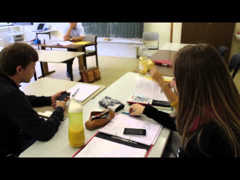 A day in the life of a german student