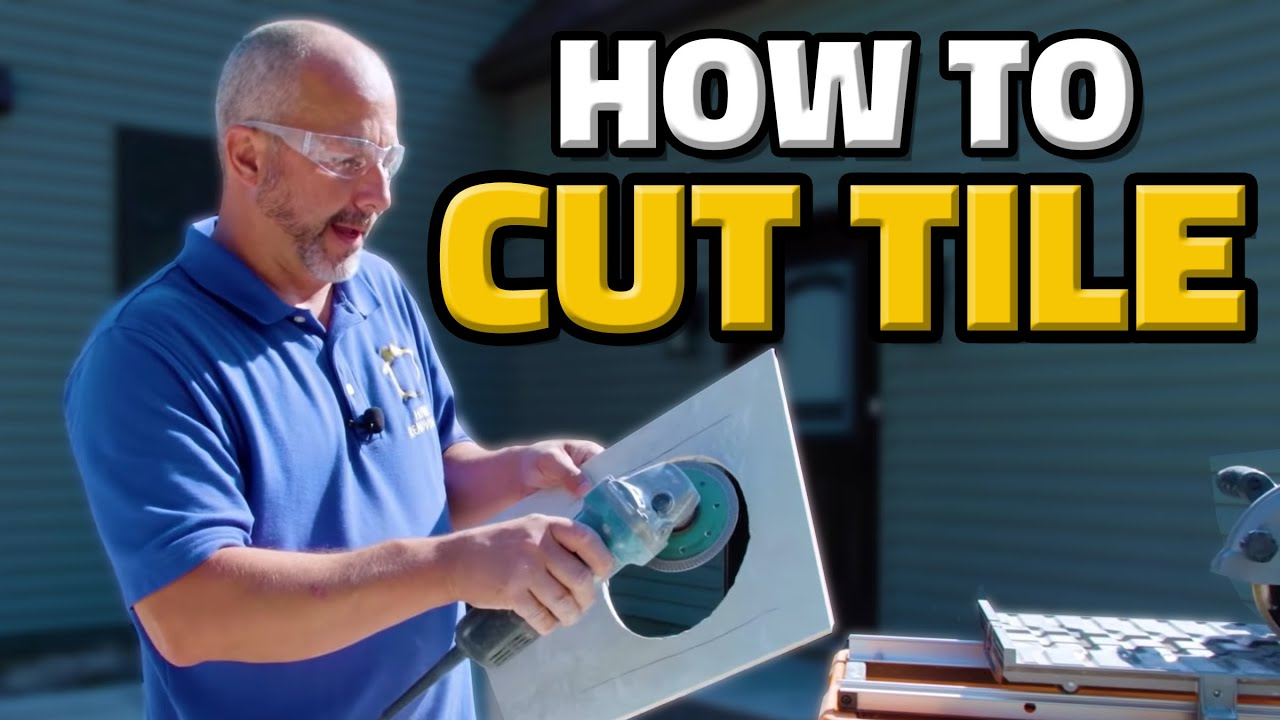 Download How to Cut Tile for Beginners