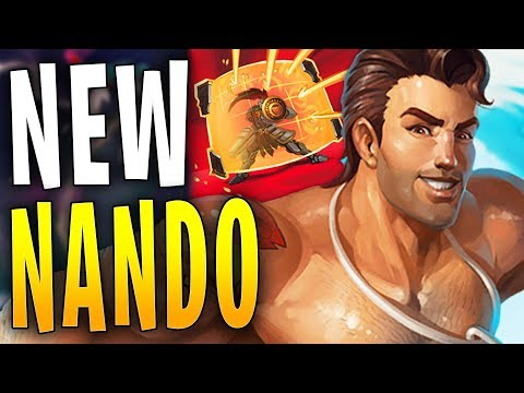 NEW FERNANDO BIG SHIELD BUFF! | Paladins Pirate's Treasure PTS Gameplay