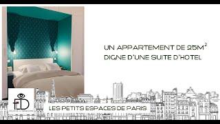 Pied-à-terre de luxe à Paris