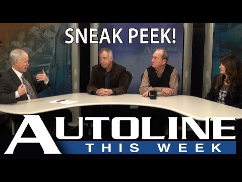 Volkswagen cheating on emissions - Autoline This Week Promo