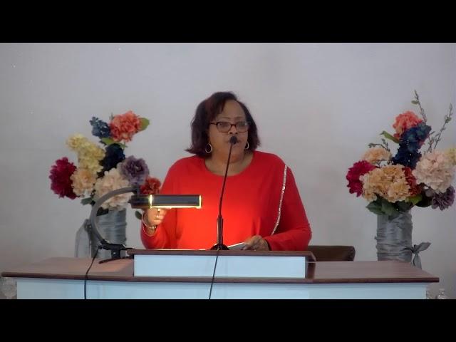 05-23-2021 - Act Like You Know, Rev. Casandra Howard