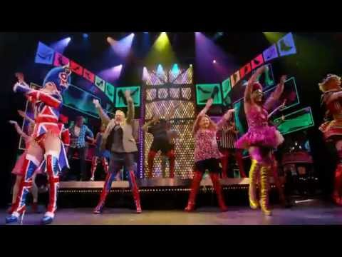 Kinky Boots West End trailer