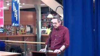 Jasper Fforde at BookPeople 3/11/11