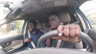 Kwaku Manu On Celebrity Ride With Zionfelix Show (LilWin's Diss)