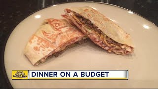 Dinner on a budget: Homemade Crunchwrap Supreme