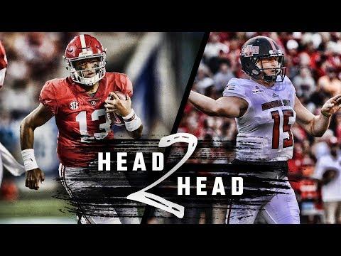 Head to Head: Alabama vs. Arkansas State