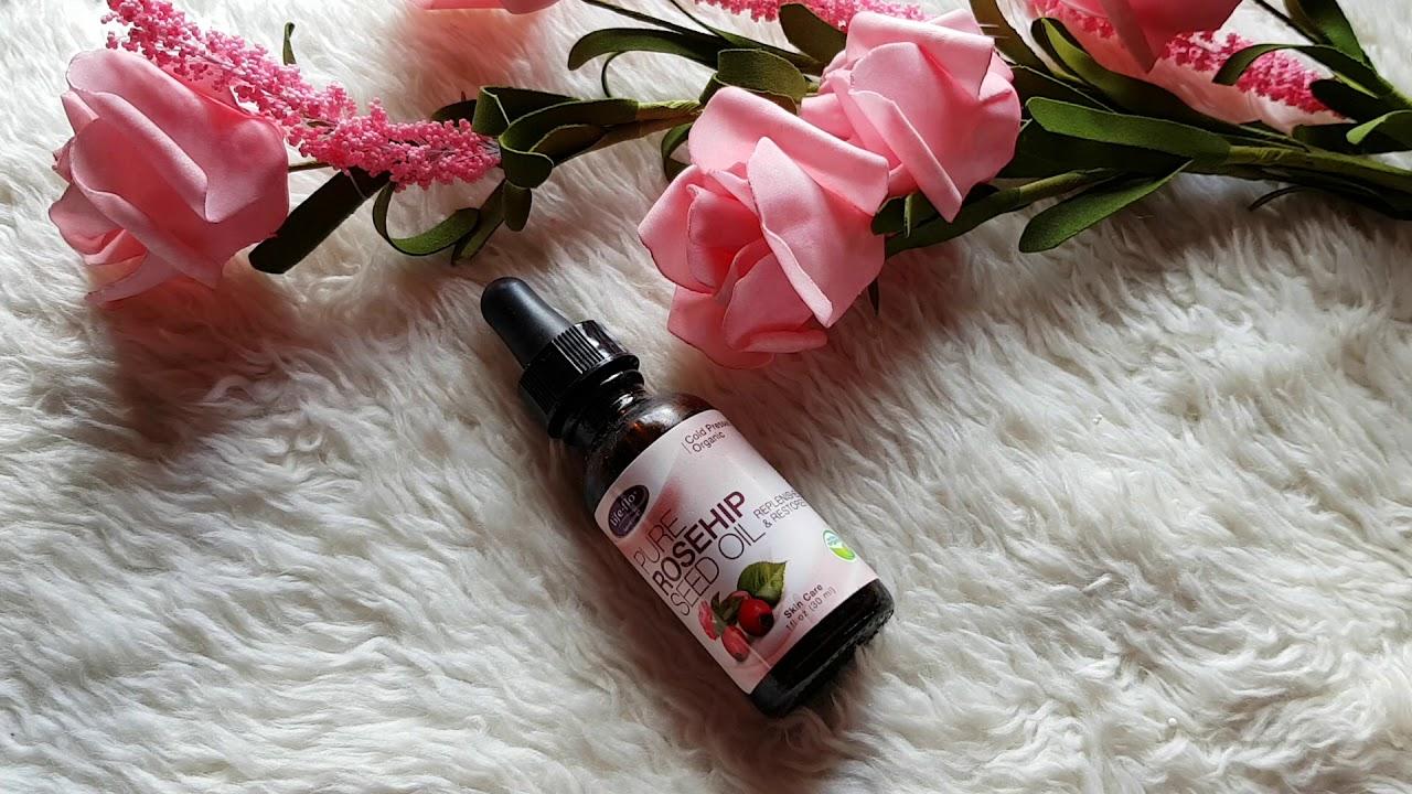 بديل البوتوكس الطبيعي زيت بذور الورد طريقته و كيفية استخدامه Natural Botox Rosehip Seed Oil Youtube