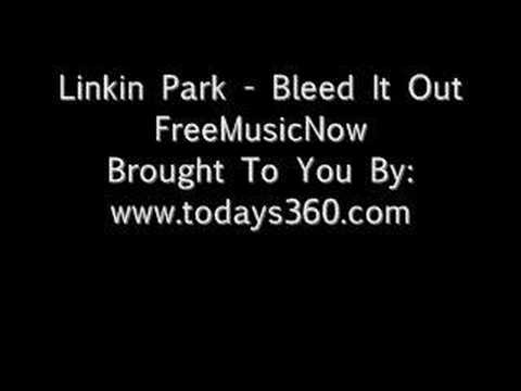 Linkin Park - Bleed It Out (Free Music)