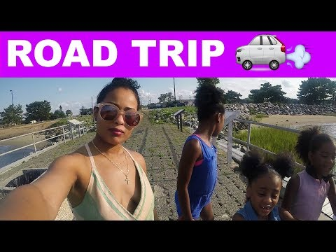 Tianne and Heaven goes on a ROAD TRIP