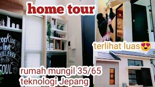 Download Lagu RUMAH MINIMALIS TIPE 35/65   RUMAH MUNGIL TAMPAK LUAS  HARUMI HOMES SUMMARECON EMERALD KARAWANG mp3