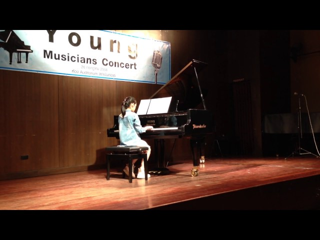 Nocturne | Young Musicians 2015 (9y)
