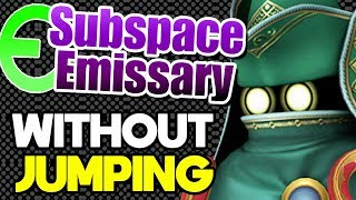 Is it Possible to Beat The Subspace Emissary Without Jumping?