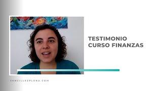 💚 Testimonio curso finanzas