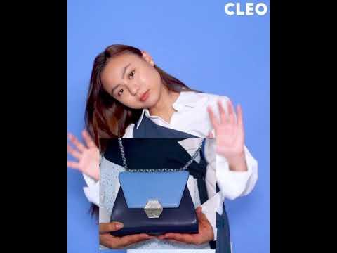 #TeamCLEO Shows You Fresh, New Ways To Wear Blue | CLEO STYLE CLASS | CLEO MALAYSIA