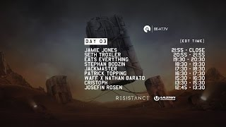 Ultra Music Festival 2017: Resistance powered by Arcadia - Day 3
