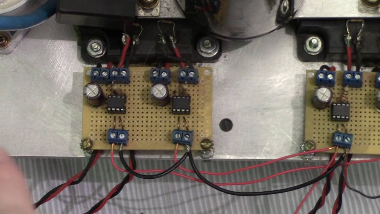 Pulse Width Modulated Inverters Youtube Inverter Circuit Using Cd4047