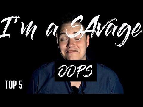 Slacks [top 5] Savage Moments DreamLeague S8 2017