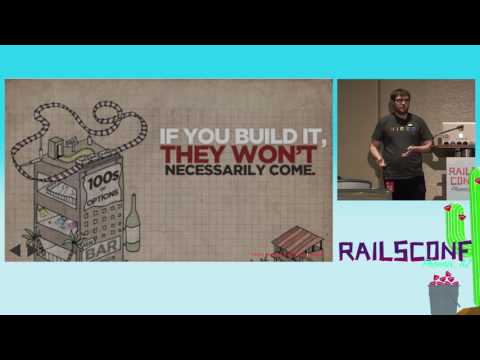 RailsConf 2017: Open Sourcing: Real Talk by Andrew Evans