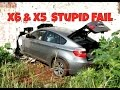 8 Brutal BMW X6 and X5 Stupid Crash Compilation - Insane Bmw Accidents