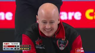 2018 Home Hardware Canada Cup Of Curling   Koe Vs. Jacobs Mens Final