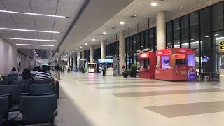 สนามบินดอนเมือง เช้า อังคาร 16 เมษายน 2562 สงกรานต์ 2562