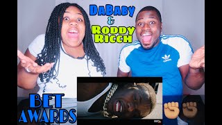 DaBaby & Roddy Ricch- ROCKSTAR**BET AWARDS 2020**