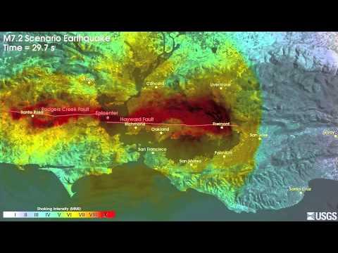 earthquake warning sirens