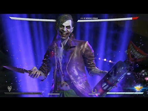 Injustice 2 - Joker Character Breakdown Walkthrough @ (60ᶠᵖˢ) HD ✔