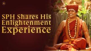 Paramahamsa Nithyananda Shares His Enlightenment Experience