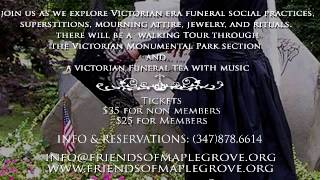 Victoriana Day At Maple Grove In Kew Gardens On Saturday, April 27th