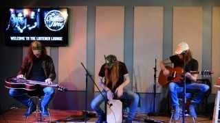 Cadillac Three sings 'White Lightning'