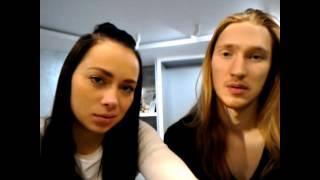 Настасья Самбурская и Александр Иванов обзывают друг друга