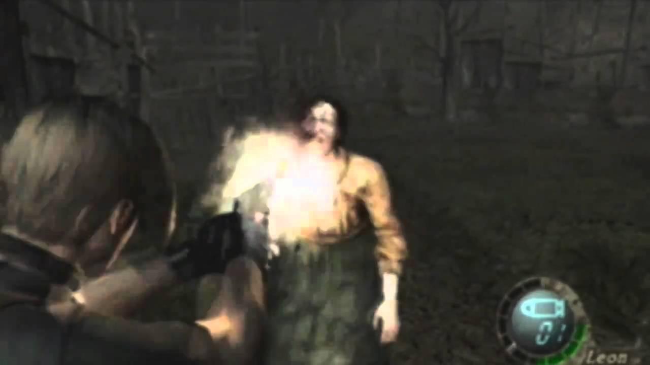 Resident Evil 4 Walkthrough Part 8 - The Big One!