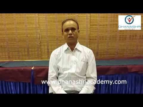 Stock Market Workshop in Vadodara by Dhanashri Academy