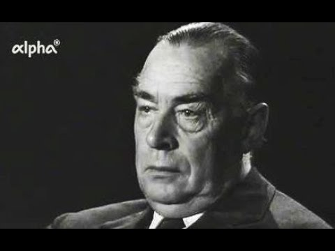 Erich Maria Remarque - Gespräch Mit Friedrich Luft (1962)
