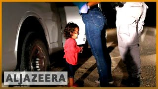 🇺🇸 Separation of children from families drives US immigration debate  | Al Jazeera English
