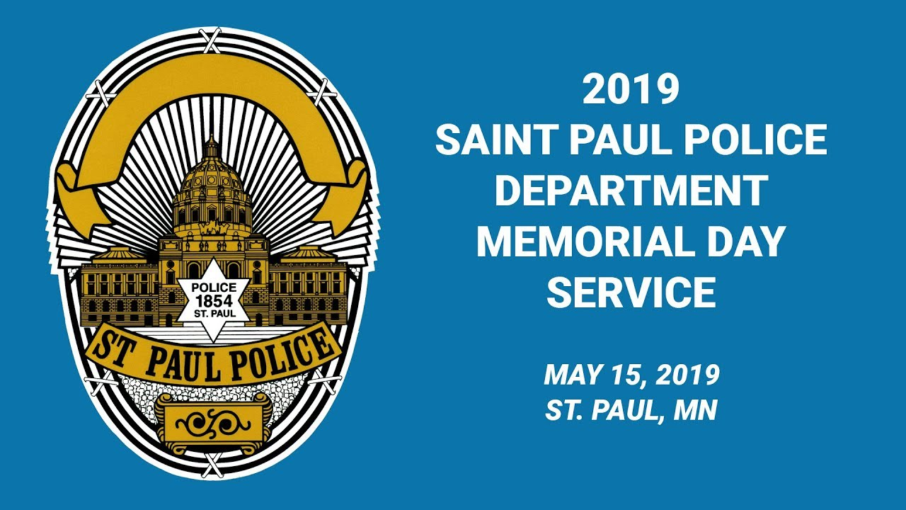 Saint Paul Police Historical Society Honor Roll