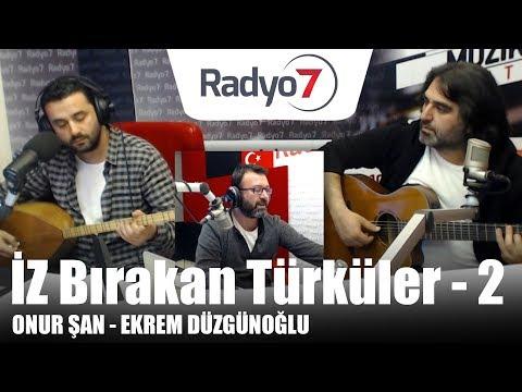 İZ Bırakan Türküler - 2 (Ankara'da Yedim Taze Meyveyi, Bugün Ayın Işığı, Oy Gelin)