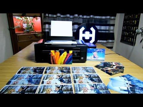 Обзор Принтера Epson L386