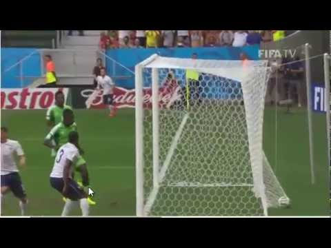 France VS Nigeria | All Goals and Highlights | 30-6-14