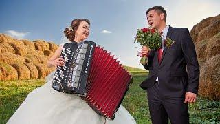 Фотосессия на свадьбу для Риваля и Сирены в Казани