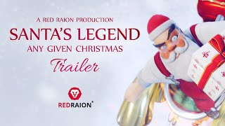 Santa's Legend 5D – Movie trailer