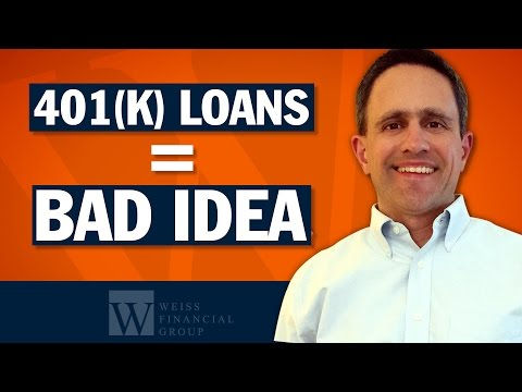 borrow-from-401k---why-you-shouldn't-take-a-retirement-plan-loan